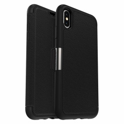 iPhone XS Max Case OtterBox Strada Series- Black