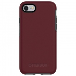 iPhone 7 / iPhone 8 Case OtterBox Symmetry Series- Burgundy