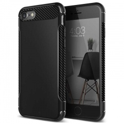 iPhone 7 / iPhone 8 Case Caseology Vault Series- Black