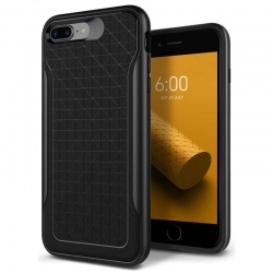 iPhone 7/8 Plus   Apex Series Case - Black / Warm Gray
