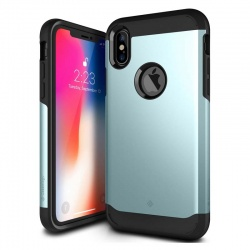 iPhone X Caseology Legion Series Case - Aqua Green