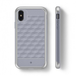 iPhone X Case Caseology Parallax Series Case - Ocean Gray