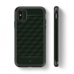 iPhone X  Case Caseology Parallax Series Case - Pine Green