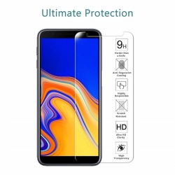 Samsung Galaxy J4 Plus Tempered Glass Screen Protector