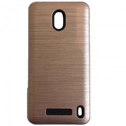 Nokia 2 Shockproof Metal Case RoseGold