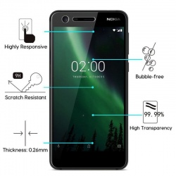 Nokia 2 Tempered Glass Screen Protector