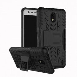 Nokia 2 Tyre Defender Cover Black