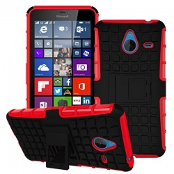 Nokia Lumia 640 XL Tyre Defender Red