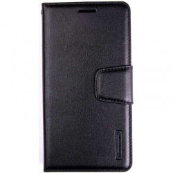 Nokia 7 Plus Hanman Wallet Case Black