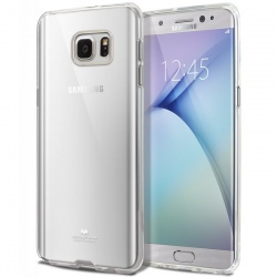 Samsung Galaxy Note 8  Jelly  Clear Case