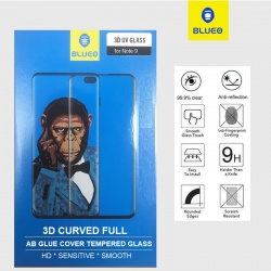 Samsung Galaxy Note 9 3D UV Glass Screen Protector | Blueo