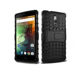 OnePlus 2 Tyre Defender Cover Black