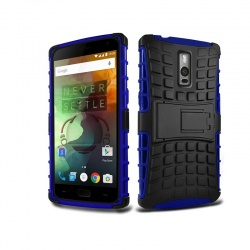 OnePlus 2 Tyre Defender Cover Blue
