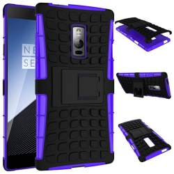 OnePlus 2 Tyre Defender Cover Purple