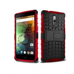 OnePlus 2 Tyre Defender Cover Red