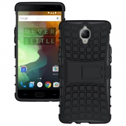 OnePlus 3 Tyre Defender Cover Black