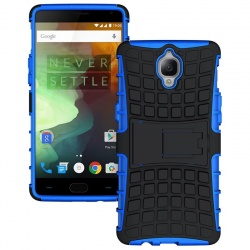 OnePlus 3 Tyre Defender Cover Blue