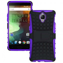 OnePlus 3 Tyre Defender Cover Purple