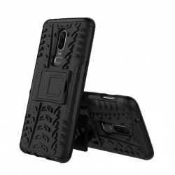 OnePlus 6 Tyre Defender Cover Black