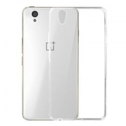 OnePlus X  Silicon Cover Clear