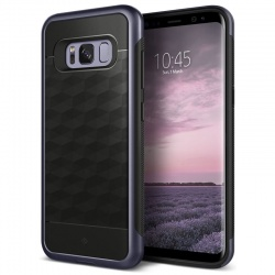 Samsung Galaxy S8 Caseology  Parallax Series Case - Orchid Gray