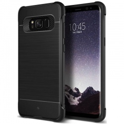 Samsung Galaxy S8  Plus Caseology Vault I Series Case - Black