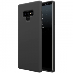 Samsung Galaxy Note 9 Case Silicon|Black