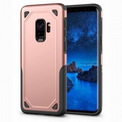 Samsung Galaxy J6 2018 Protective Hybrid Shockproof Case| RoseGold