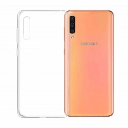 Samsung Galaxy A90 5G Silicon Clear TPU Case