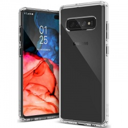 Samsung Galaxy S10 Plus Case Caseology Waterfall Series Clear