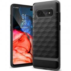 Samsung Galaxy S10 Case Caseology Parallax Series Black