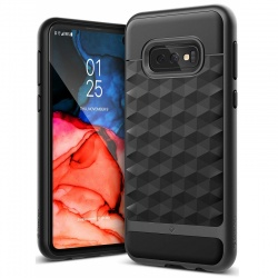 Samsung Galaxy S10e Case Caseology Parallax Series Black