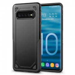 Samsung Galaxy S10 Plus Armor Case Black