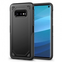 Samsung Galaxy S10e Armor Case Black