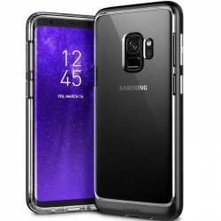 Samsung Galaxy S9 Caseology Skyfall Series Cover Black