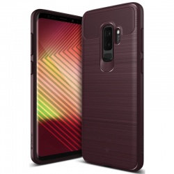 Samsung Galaxy S9 Plus Caseology Vault Cover Burgundy