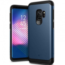 Samsung Galaxy S9 Caseology Legion Series Cover Midnight Blue