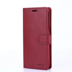 Samsung Galaxy J6 Plus 2018 Bluemoon Wallet Case Wine