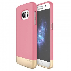 Samsung Galaxy S7  Prodigee Accent Blush Gold