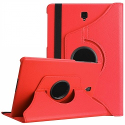 Samsung Galaxy Tab A-10.5 Inch 360 Rotating Case Red
