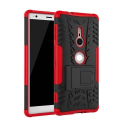 Sony Xperia XZ2 Tyre Defender Red