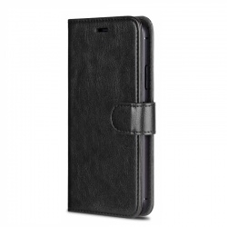 Sony Xperia L3 Leather Case - Black