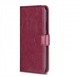 Sony Xperia L3  Leather Case - Burgundy