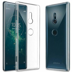 Sony Xperia XZ3 Silicon Clear Cover
