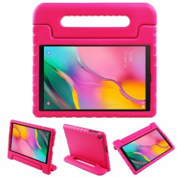 Samsung Galaxy Tab A Case 10.1(2019) SM-T510 Case for Kids Cover with Stand Pink