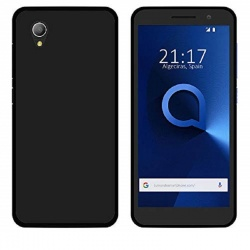 Vodafone Smart E9 Silicon Case Black