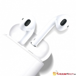 Wireless Bluetooth Earphones With Charging Box|XO F10|White
