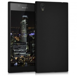 Sony Xperia L1 Silicon Case Black
