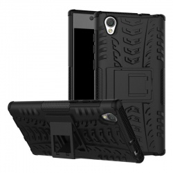 Sony Xperia L1 Tyre Defender Cover Black