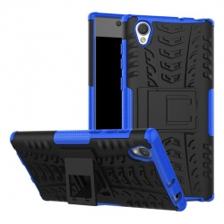 Sony Xperia L1 Tyre Defender Cover Blue